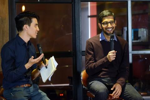 Mot gio cua CEO Google voi gioi khoi nghiep Ha Noi hinh anh 5
