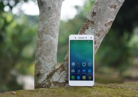 Danh gia Lenovo Vibe S1: Dang dep, selfie chat luong hinh anh