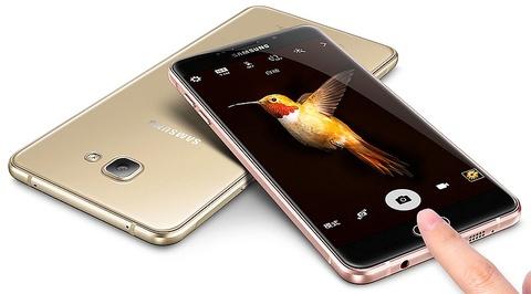 Sap co Galaxy A9 Pro man hinh sieu lon hinh anh