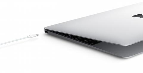 Apple thay the hang loat cap USB-C cho MacBook hinh anh