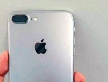 Xuat hien anh iPhone 7 Plus voi camera kep hinh anh