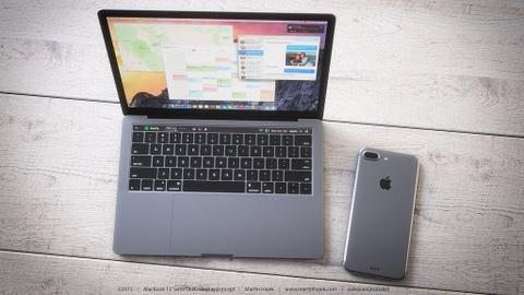 Ban dung MacBook Pro khien tin do Apple xon xao hinh anh