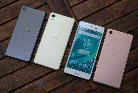 Sony Xperia X Performance ve Viet Nam, gia 14,5 trieu dong hinh anh 1