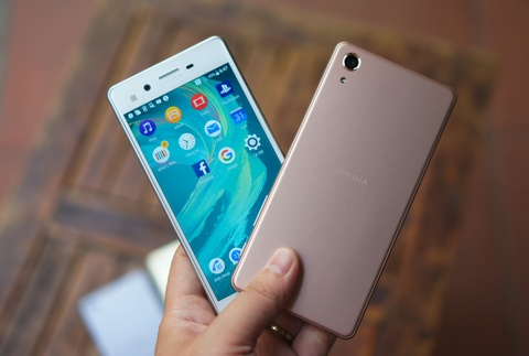 Sony Xperia X Performance ve Viet Nam, gia 14,5 trieu dong hinh anh 2