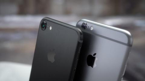 Hoi sinh ban mau den tren iPhone 7 hinh anh 14