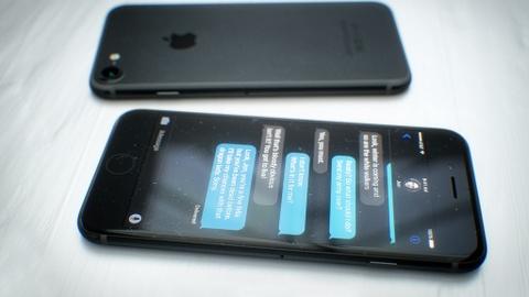 Hoi sinh ban mau den tren iPhone 7 hinh anh 4