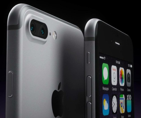 Foxconn de lo anh iPhone 7 Plus hinh anh