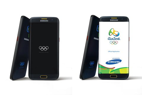 galaxy s7 olympic edition hinh anh