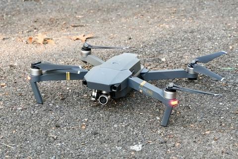 DJI Mavic Pro - drone dang nho gon, nhieu cong nghe moi hinh anh