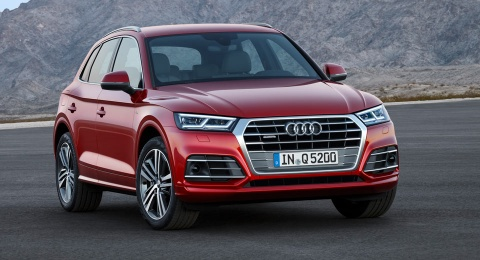 Audi Q5 2017 dang the thao hon, gia tu 50.000 USD hinh anh 1