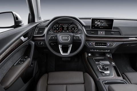 Audi Q5 2017 dang the thao hon, gia tu 50.000 USD hinh anh 15