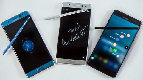 Samsung co the khai tu thuong hieu Galaxy Note hinh anh
