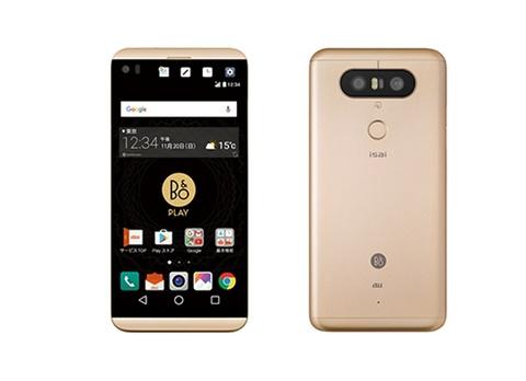 LG V20 co ban thu nho cho thi truong Nhat hinh anh