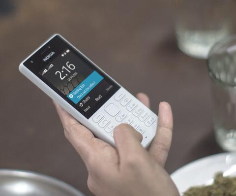 Nokia 216 len ke tai Viet Nam voi gia 820.000 dong hinh anh