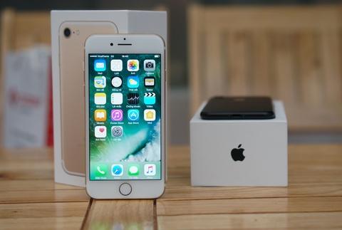 iPhone 7 chinh hang bat dau cho dat truoc tai Viet Nam hinh anh