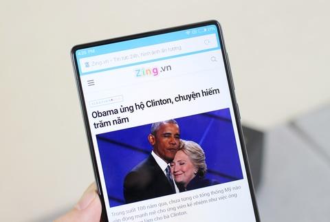 Xiaomi Mi Mix ve VN: Xung danh di dong cua tuong lai hinh anh 9