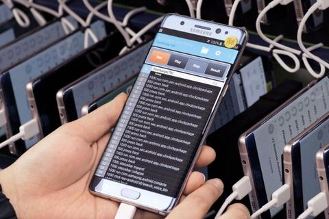 Samsung cong bo 2 loi khien Galaxy Note 7 phat no hinh anh