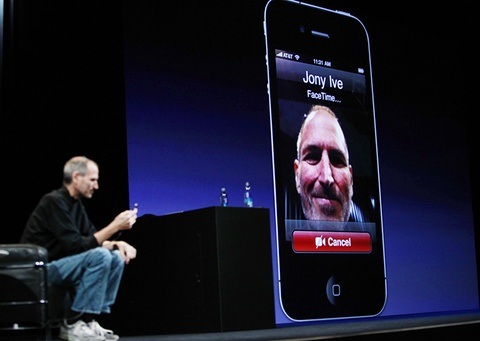 Apple lam hong FaceTime, ep nguoi dung nang cap iOS 7 hinh anh