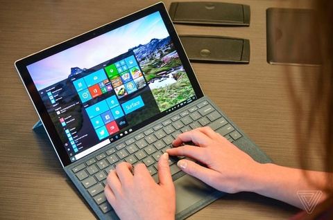 Can canh Surface Pro 2017: But cam ung cai tien, lan dau co ban LTE hinh anh 9