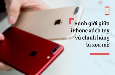 iPhone 7 ve gia 9 trieu: Cu soc tren thi truong di dong xach tay hinh anh 3