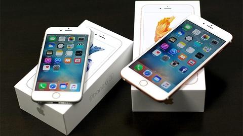iPhone 6S Plus 32 GB chinh hang gia bao nhieu hinh anh