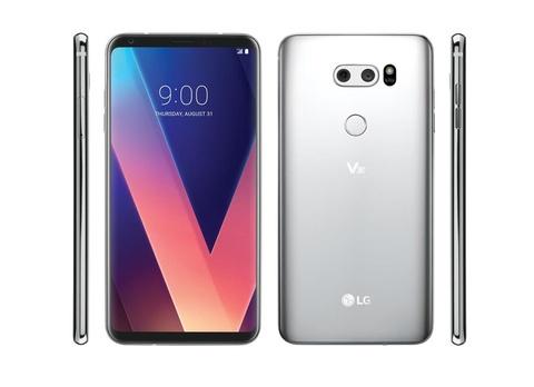 LG V30 lo anh chinh thuc truoc ngay ra mat hinh anh