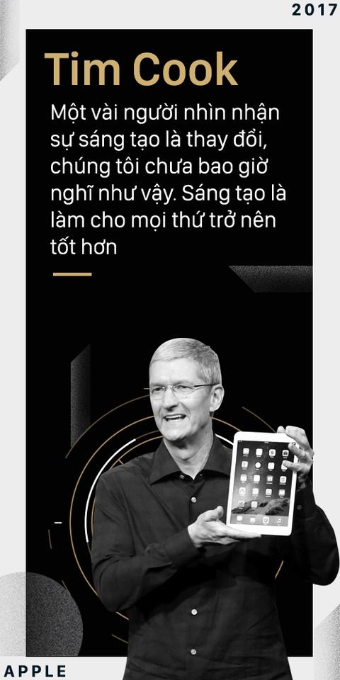 Tim Cook: Cao gia dua de che Apple len dinh the gioi hinh anh 6