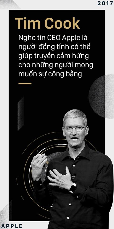 Tim Cook: Cao gia dua de che Apple len dinh the gioi hinh anh 12