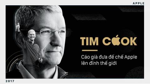 Tim Cook: Cao gia dua de che Apple len dinh the gioi hinh anh 1