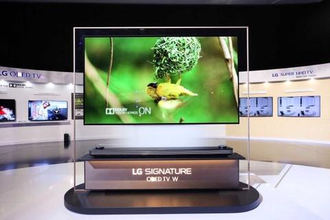 Danh gia LG Signature W7: TV hay tac pham nghe thuat? hinh anh