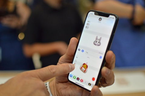 Khong con nut Home, su dung iPhone X nhu the nao? hinh anh