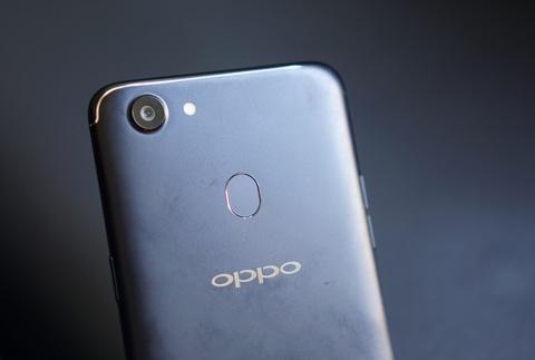 Danh gia Oppo F5: Man hinh dep, camera an tuong hinh anh 4