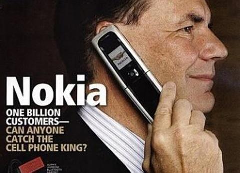 Forbes 2007: 'Nokia co 1 ty khach hang - con ai bat kip nha vua?' hinh anh