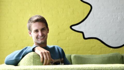 CEO 9X bo 4 trieu USD tien tui lam tiec tat nien cho Snapchat hinh anh