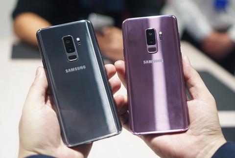 Anh chi tiet Galaxy S9+: Manh me hon, camera nhieu tinh nang hinh anh 10