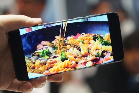 Anh chi tiet Galaxy S9+: Manh me hon, camera nhieu tinh nang hinh anh 7