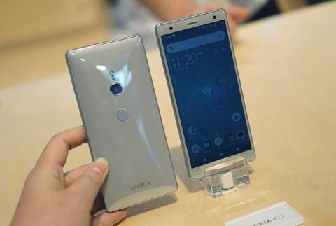 Anh thuc te Xperia XZ2: Sony da thay doi hinh anh 8
