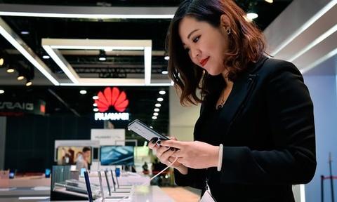 Vi sao gioi chuc My so Huawei? hinh anh