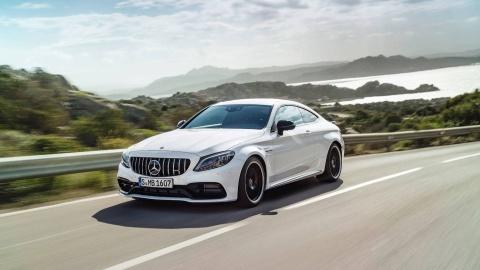 Mercedes-AMG C63 2019 so huu hang loat nang cap hinh anh 3