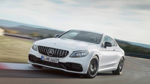 Mercedes-AMG C63 2019 so huu hang loat nang cap hinh anh 5
