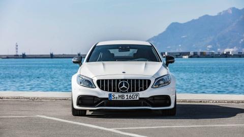 Mercedes-AMG C63 2019 so huu hang loat nang cap hinh anh 9