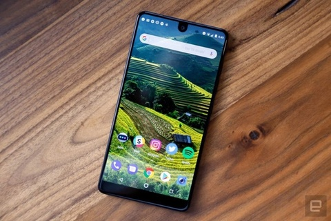 Smartphone Android nhai iPhone X: Nua voi, non tay hinh anh 3