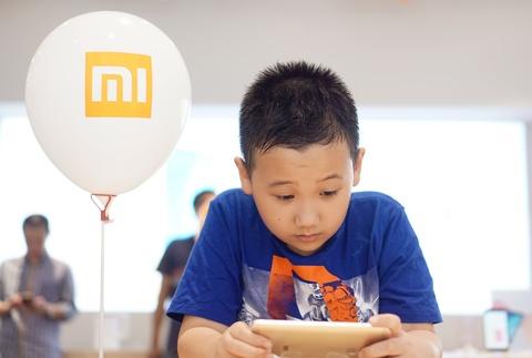 Xiaomi mo cua hang dau tien tai Ha Noi hinh anh