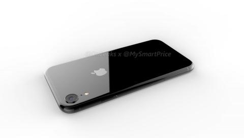 Ban dung iPhone 9 man hinh 6,1 inch hinh anh