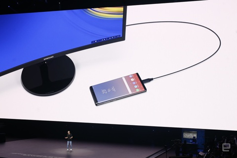 Nhung hinh anh an tuong tai buoi ra mat Galaxy Note9 hinh anh 6