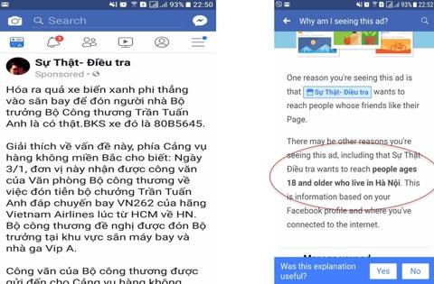 'Facebook dang vi pham nghiem trong phap luat Viet Nam' hinh anh 1