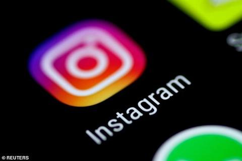 Instagram bi sap sang nay, nhieu nguoi khong the truy cap hinh anh