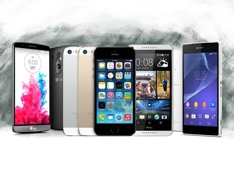 Binh chon top 10 smartphone tot nhat thang 7 hinh anh