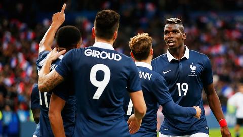 Lich thi dau Euro 2016 va doi hinh - Tuyen Phap hinh anh