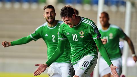 Lich thi dau Euro 2016 - Tuyen Bac Ireland hinh anh